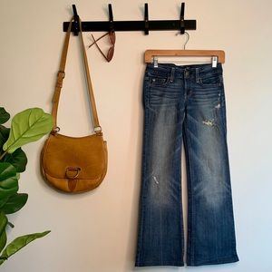 American Eagle Stretch Hipster Jeans